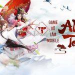 Ngự Kiếm Mobile - MMORPG đậm chất võ hiệp chính thức Alpha Test
