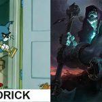 Không thể nhịn được cười khi thấy Tom và Jerry cosplay các tướng trong Liên Minh Huyền Thoại