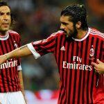 Gattuso: 'Pirlo toi đời rồi'