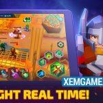 Pixel Wars - game hành động kết hợp nhập vai với đồ họa hình khối độc đáo