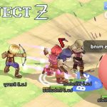 Project Z - dự án game idle Ragnarok đang trong thời gian thử nghiệm
