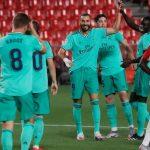 Real chạm một tay vào La Liga