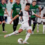 Ronaldo cứu Juventus thoát thua Atalanta