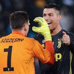Szczesny: 'Ronaldo sẽ tạo phép màu trước Lyon'