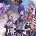 Shadow Seven - game chiến thuật lai thẻ bài chuẩn đồ họa anime