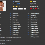 Những tiền đạo U10 tầm trung nhưng chất lượng trong Fifa Online 3