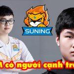 SofM bất ngờ có người thay thế trong đội hình của Suning Gaming