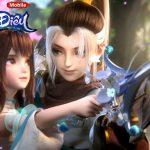 Điểm nhấn về mặt đồ họa khiến Tân Thần Điêu VNG trở nên sống động hơn trong mắt người chơi
