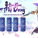 Tân Thiên Long Mobile VNG ấn định ngày ra mắt big update Hoa Khai Mộ Dung.