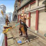 Thiền Võ Thiếu Lâm chính thức cập bến Tân Thiên Long Mobile VNG