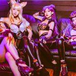 LMHT: Không thể rời mắt với cosplay K/DA đầy cá tính và thời thượng
