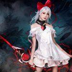 Liên Quân Mobile: Ngẩn ngơ với vẻ đẹp lạnh lùng của cosplay Sinestrea