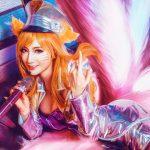 LMHT: Cosplay Ahri Thần Tượng Âm Nhạc đầy quyến rũ và thời thượng