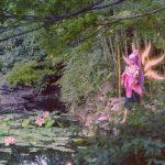 LMHT: Thả mình vào trời xanh với cosplay Irelia Hội Sen Hồng