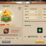 Tân Thiên Long Mobile giới thiệu tính năng Thụ Ấn giúp tăng công lực người chơi rất nhiều