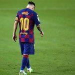 Messi bị đồn muốn rời Barca vào năm sau