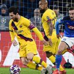 Gattuso: 'Chỉ có thể kèm Messi trong mơ'