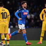 Rivaldo lo Barca bị Napoli loại