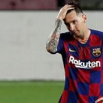 Messi ghi bàn tệ nhất dưới thời Setien