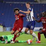 Salah ghi cú đúp trong chiến thắng của Liverpool
