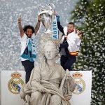 Madrid chuẩn bị cho lễ diễu hành của Real