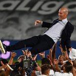 Zidane: 'Thắng La Liga mùa này tuyệt hơn Champions League'