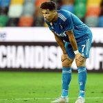 Ronaldo tụt lại trong các cuộc đua cá nhân