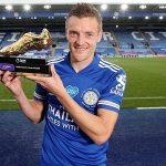 Vardy đoạt Giày Vàng Ngoại hạng Anh