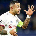 Depay: 'Lyon không ngán Juventus'