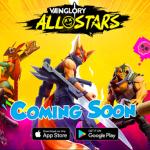 Vainglory All Stars - Vainglory đồ họa hoạt hình chuẩn bị ra mắt