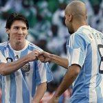 Veron mời Messi về Argentina