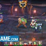 With Heroes - game nhàn rỗi cho phép bạn hóa thân thành những nhân vật lịch sử