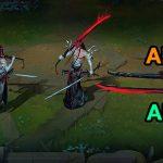 Yone là sát thủ siêu đặc biệt, lên đồ AD nhưng có thể gây hàng tấn sát thương phép