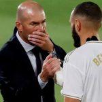 Truyền thông Pháp tung hô Zidane, Benzema