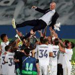 Zinedine Zidane - nghệ thuật tĩnh lặng