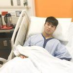 Trung vệ Đỗ Duy Mạnh đã phẫu thuật