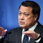 Chủ tịch Liên đoàn bóng đá Nhật Bản nhiễm nCoV