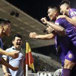 Sài Gòn lên đỉnh bảng V-League