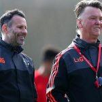 Giggs: 'Tôi học được từ Van Gaal nhiều nhất'