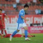 Quảng Ninh thắng Hải Phòng nhờ bàn đá phản
