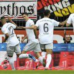 Bayern trở lại đỉnh bảng Bundesliga