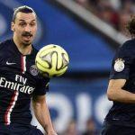 Đồng đội tiết lộ mâu thuẫn Ibrahimovic và Cavani