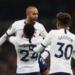 Son Heung-min lại lập công cho Tottenham