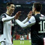 Sarri: 'Khó kết hợp Ronaldo và Dybala'