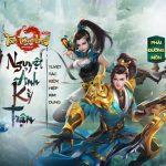Update Nguyệt Ảnh Kỳ Trận nhận vô số lời khen ngợi từ cộng đồng Tân Thiên Long Mobile VNG
