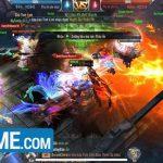 Game thủ MU Awaken VNG quyết liệt giành giật Boss sau gộp server