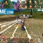 Cửu Kiếm 3D mang đến nền đồ họa ít game kiếm hiệp mobile nào sánh bằng