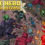 Idle Hero TD - game thủ thành kết hợp yếu tố idle để giải trí