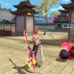 Game thủ Tân Thiên Long Mobile VNG đổ xô đi khám phá môn phái mới Minh Giáo