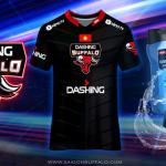 PVB chính thức đổi tên thành Dashing Buffalo